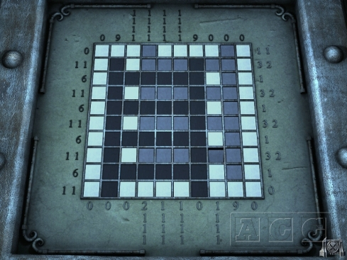 This is the damn Japanese tile puzzle...I'm even giving you one of the possible answers!