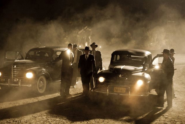 Look at this and tell me it doesn't scream Noir, I dare you!