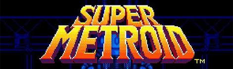 Title - Super Metroid