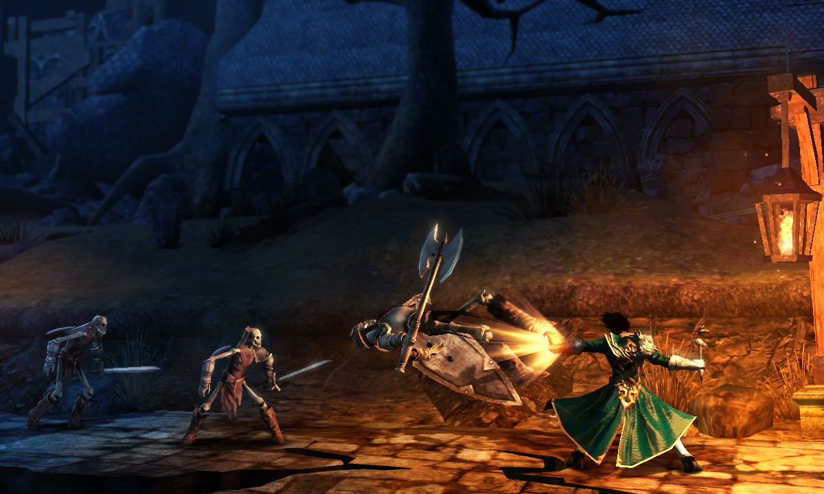 Castlevania Lords of Shadow – Mirror of Fate HD Review ...