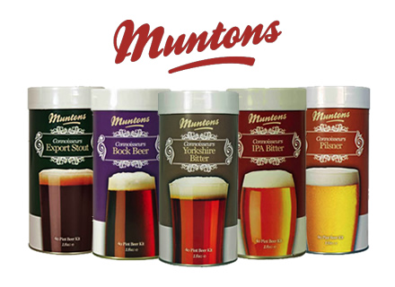 Muntons-Connoisseurs-Beer-Kit-Range