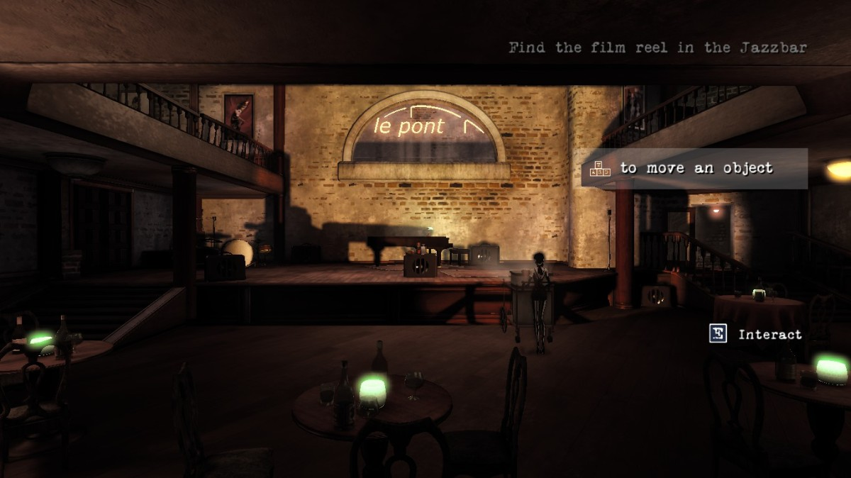 One of the VERY few shadow perspective puzzles. I wish there had been more.