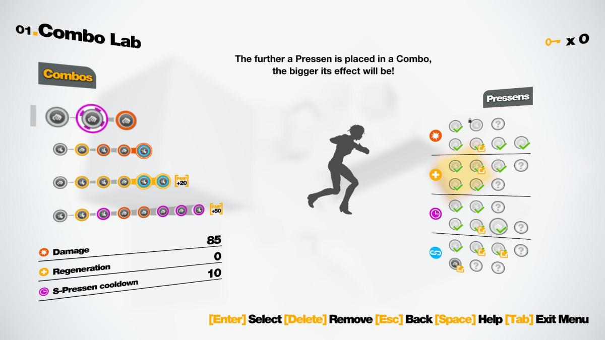 The combo lab is a very intriguing concept, just clumsily implemented!