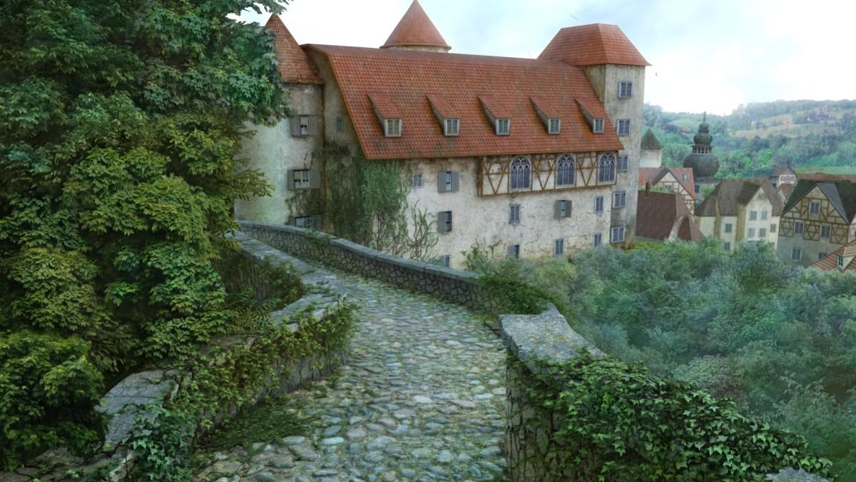 Schloss Ritter, I love it!