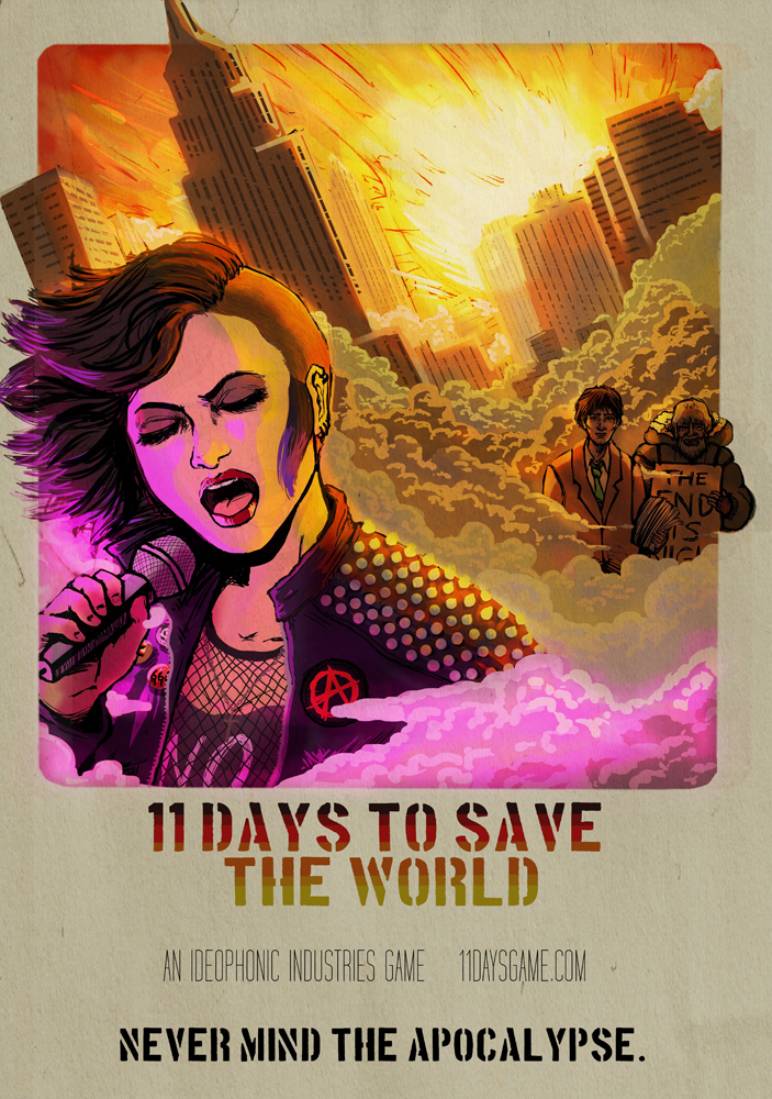 11 Days to Save the World