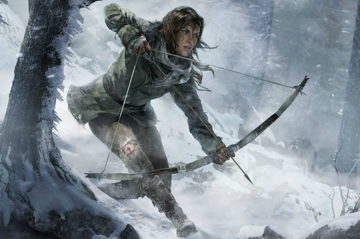 (Image Credit: Eurogamer) I do love the bow, I cant deny that!