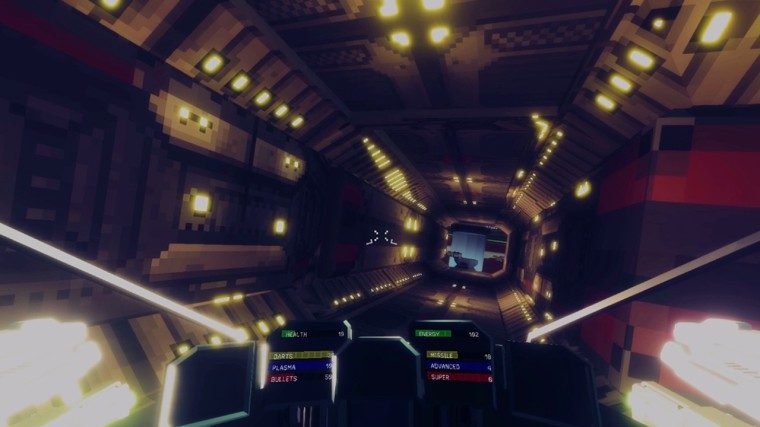(Image Credit: Sigtrap Games) You wouldn't believe how many times I bounced around this hallway!