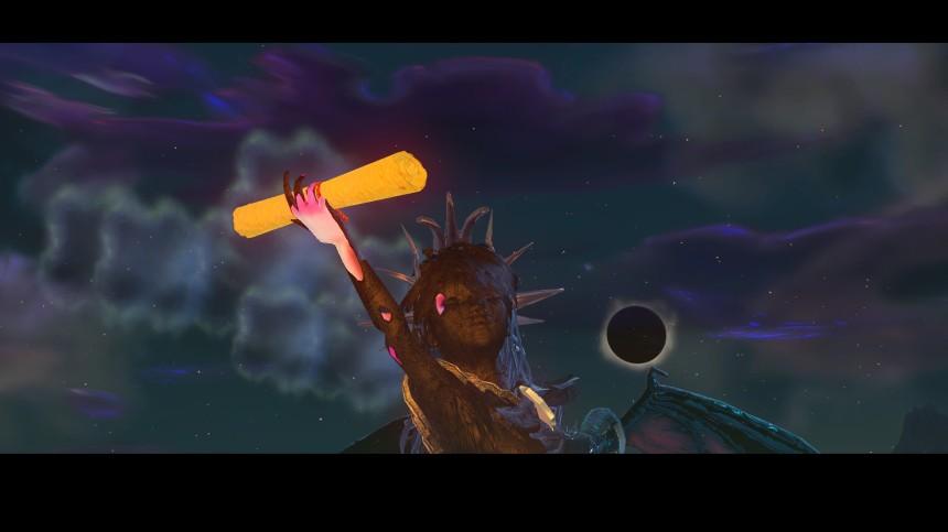 Dragon 1 - Moonchild 0