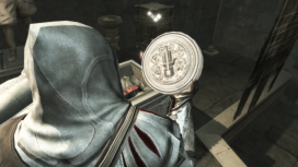 One of many to collect for Altair's armour! (Image Credit: Assassin's Creed Wiki)