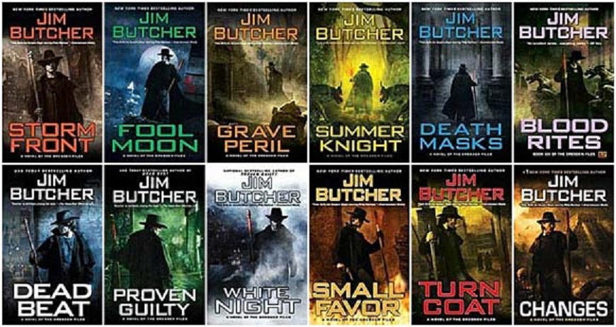 The novel series! (Image Credit: WorldsWithoutEnd.com)