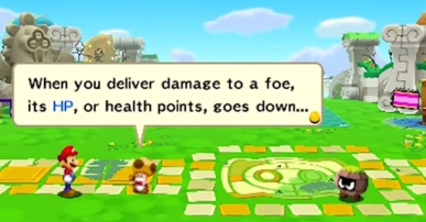Stop telling me things I already know! (Image Credit: MyNintendoNews)