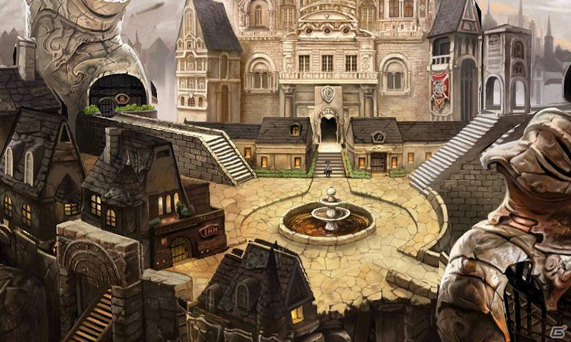 The art-design for locations is magnificent! (Image Credit: )