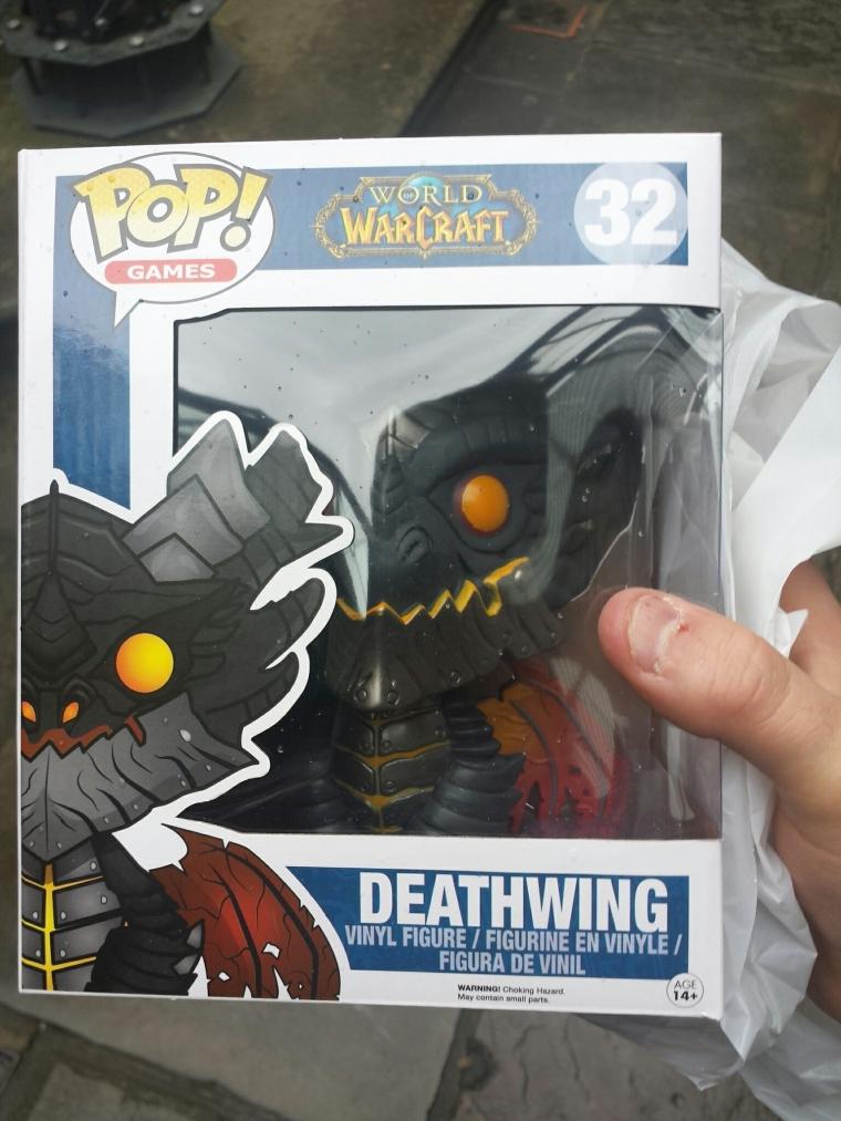 Deathwing Vinyl