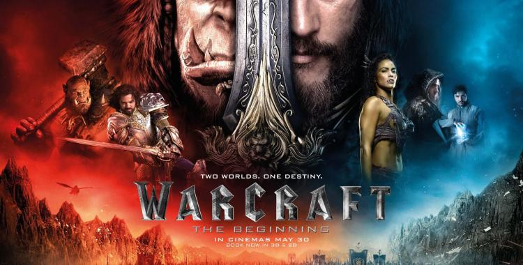 Warcraft (2016) Watch Online Hindi Dubbed Full Movie
