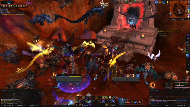 Warlords of Draenor Launch