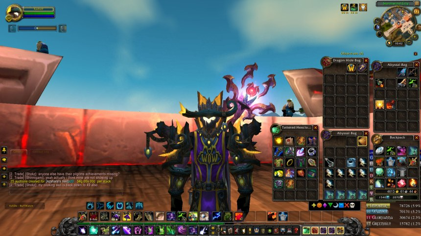 Druid Tier