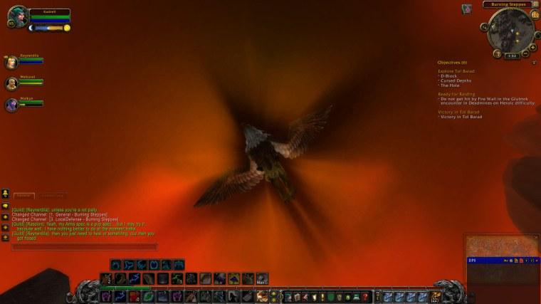Flying Mount