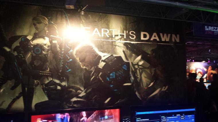 RIsing Star Games - Earth's Dawn