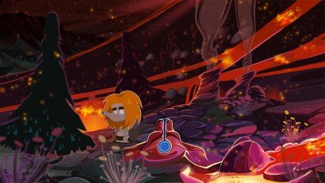 Fire: Ungh's Quest