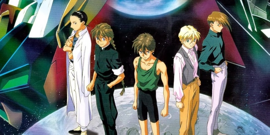 New Mobile Report Gundam Wing