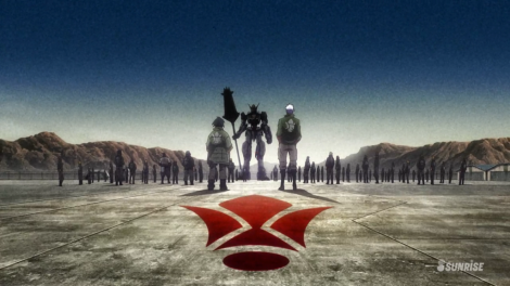 Mobile Suit Gundam: The Iron-Blooded Orphans