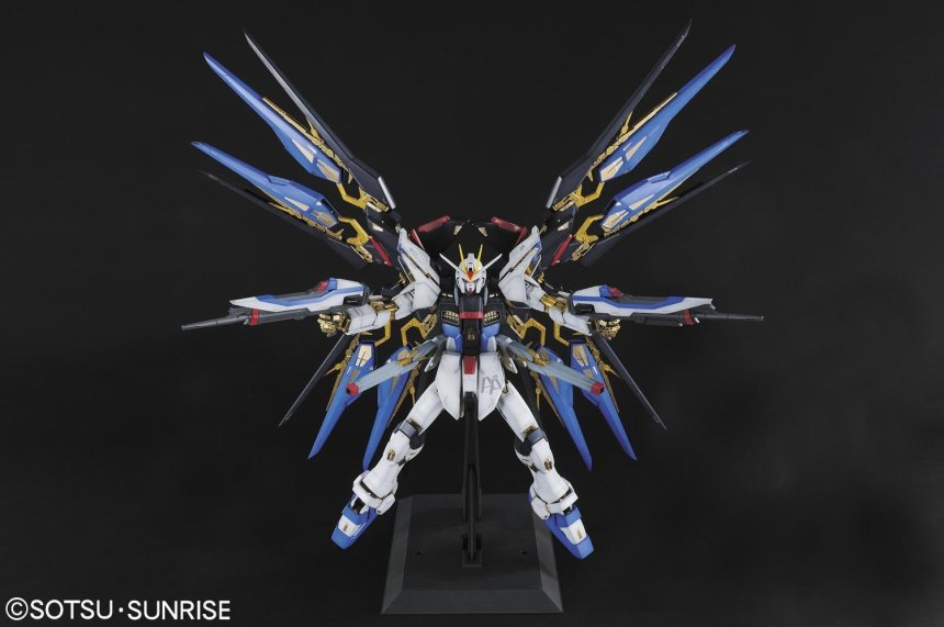 Gundam Strike Freedom - Perfect Grade Gunpla