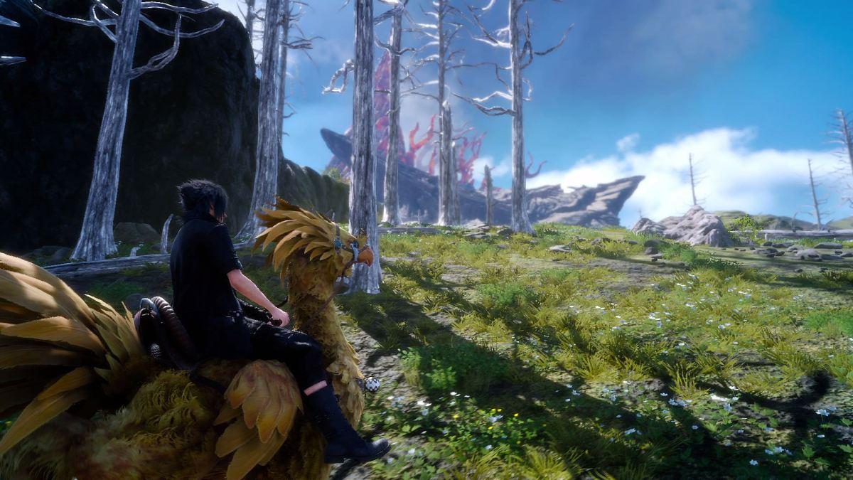 Final Fantasy XV - Chocobo