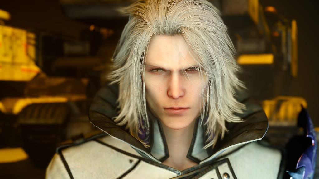Final Fantasy XV - Ravus