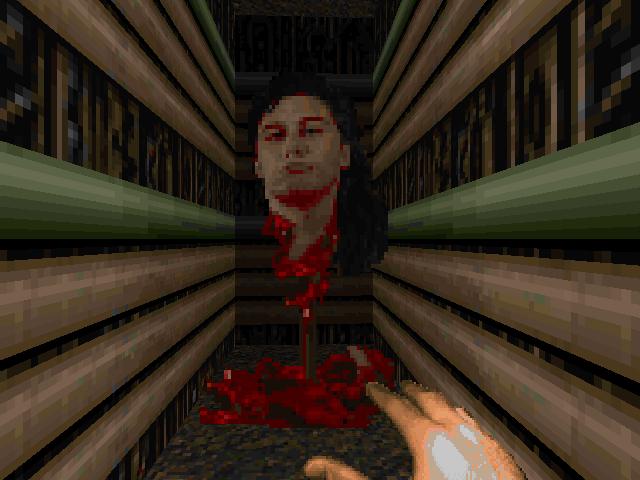 Doom 2: Icon of Sin - John Romero