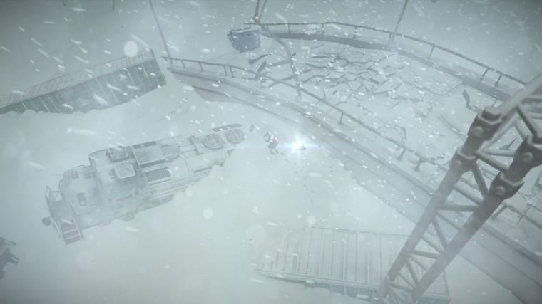 Bandai-Namco - Impact Winter