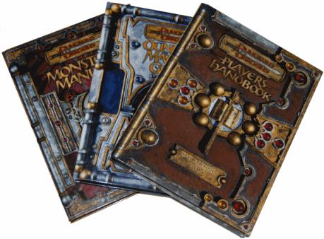 Dungeons & Dragons 3.5