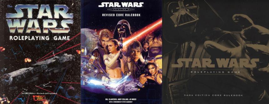 Star Wars RPG