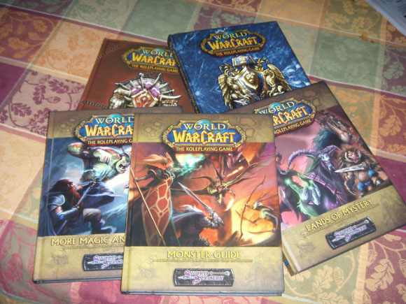 World of Warcraft RPG