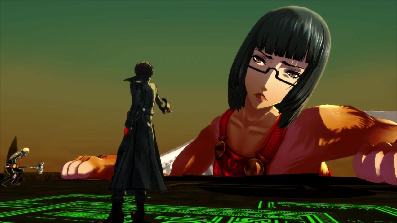 Persona 5 roulette boss