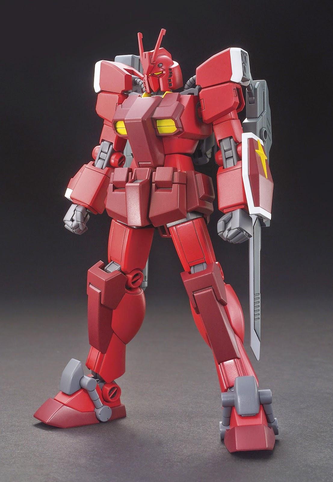 Gunpla - Amazing Red Warrior