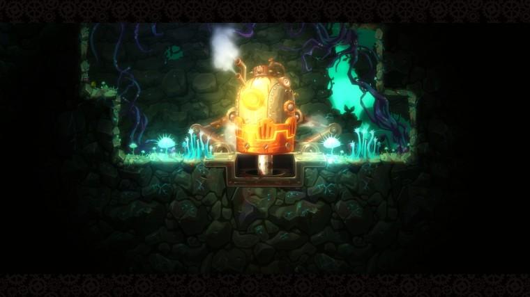 Steamworld Dig 2 - Upgrades