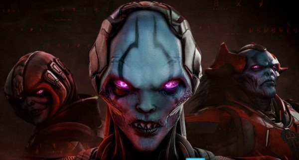 XCOM 2 War of the Chosen - The Chosen