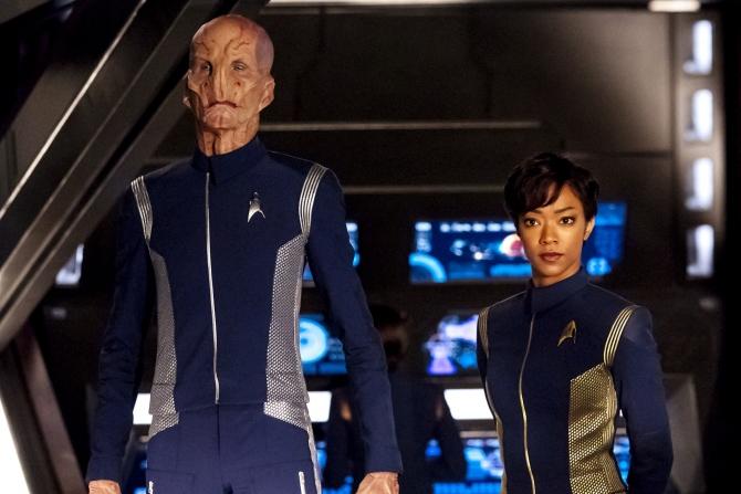 Star Trek Discovery - Saru