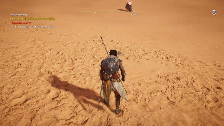 Assassin's Creed Origins - Angry Hippo