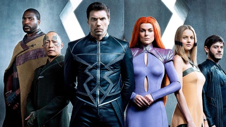 Marvel's Inhumans - Cast