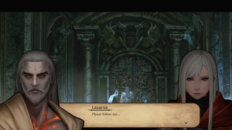 Legrand Legacy - Lazarus
