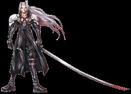 Sephiroth - Final Fantasy